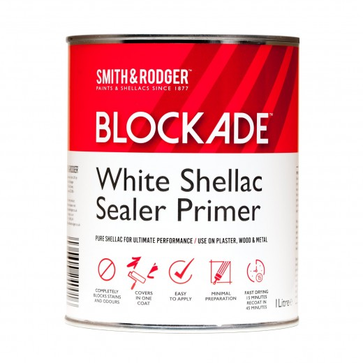 Blockade - White Shellac Sealer Primer