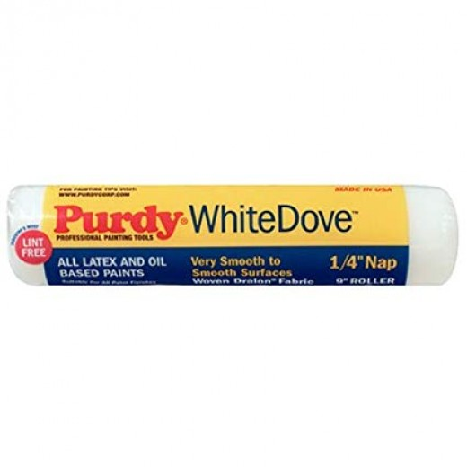 9'' Purdy White Dove Sleeve