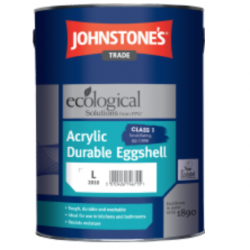 Johnstone's Acrylic Durable Eggshell 2.5ltr