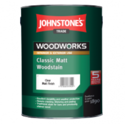 Johnstones Classic Matt Woodstain