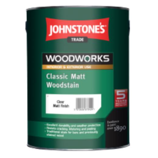 Johnstones Classic Matt Woodstain