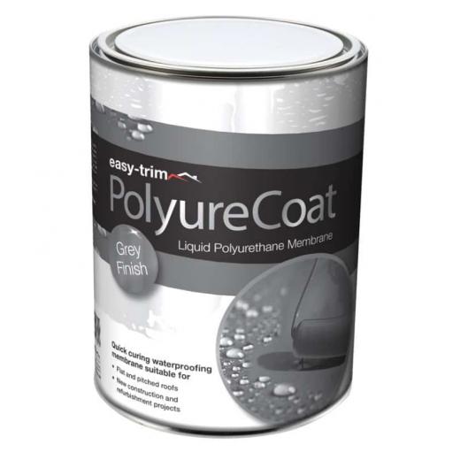 Easy-Trim - Polyure Coat - 6kg (2 pack Incl Activator)