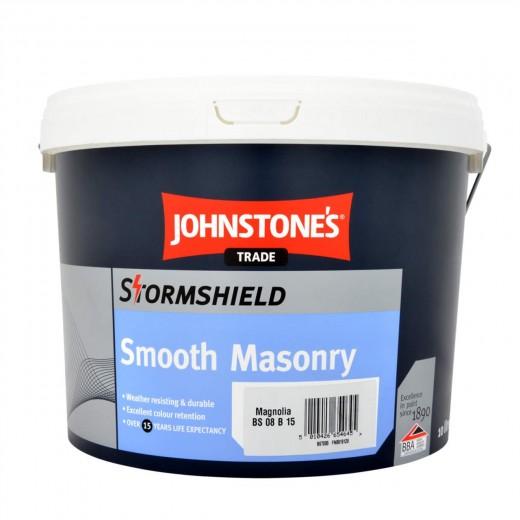 Johnstone 39 s smooth masonry paint mixed 10 ltr - Johnstones exterior masonry paint ...
