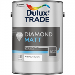Dulux Paint Easycare Diamond Matt 10 ltr