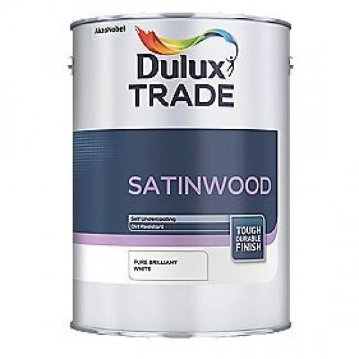 Dulux Easycare Satinwood  5 ltr