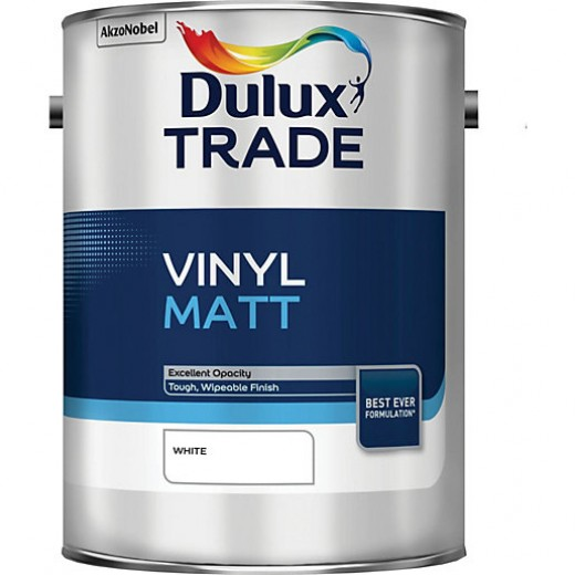 Special Offer - 11ltr Dulux Vinyl Matt White